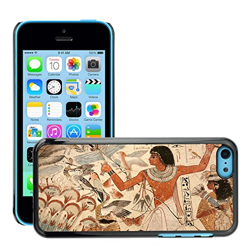 Premio Sottile Slim Cassa Custodia Case Cover Shell // V00001666 égyptien // Apple iPhone 5C