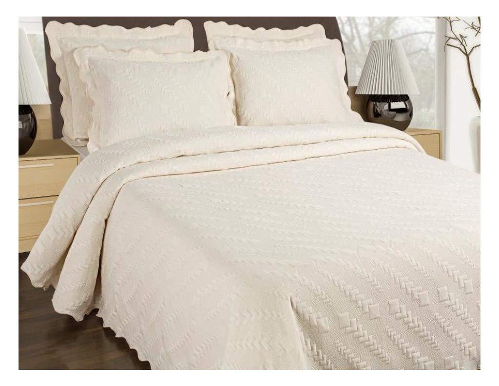 Double ShawsDirect Bruna Cotton Blend Bedspread