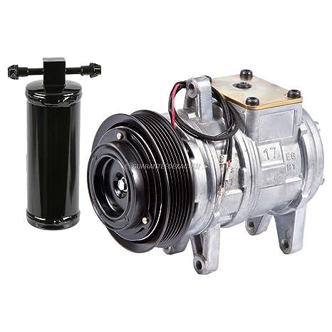 Premium calidad nueva AC Compresor y embrague con a/c secador para Grand Marquis –