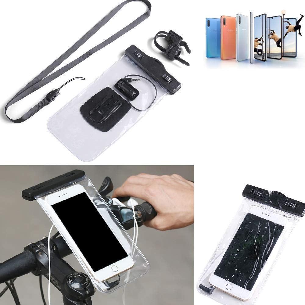 K-S-Trade® Para Samsung Galaxy A70 Soporte De Bicicleta para ...