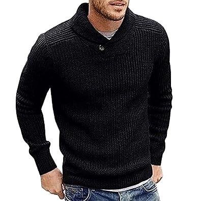 Longra Mens Casual Long Sleeve Shirt Business Print Blouse Slim Fit Shirt Top+Pants