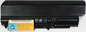 Lenovo 43R2499 Lithium Ion 9-Cell Notebook Battery - Lithium Ion (Li-Ion