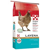 Purina Animal Nutrition Layena Crumbles