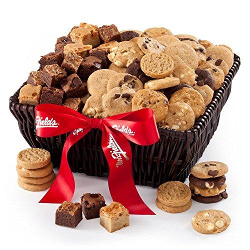 Mrs Fields Basket Nibblers Brownie product image