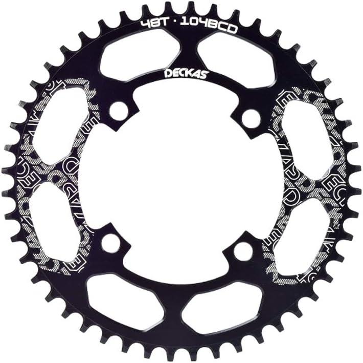 Gymforward BCD 104 - Plato para Bicicleta de montaña (Ancho ...