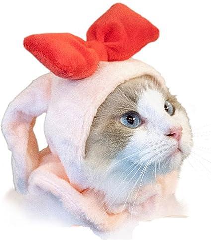 necos (ネコス) ふしぎな森のパーティ おめかしウサ耳(ピンク)