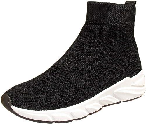 Ladies Knit Speed Socks Runners