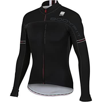 5355f58ef Sportful Bodyfit Pro Thermal Jersey  Amazon.co.uk  Sports   Outdoors