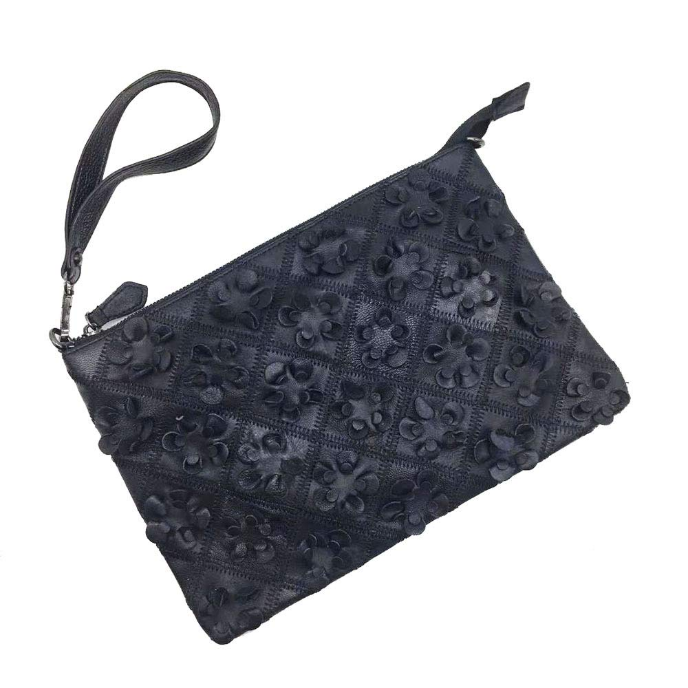 UHUBBG WomenS Bag Hand-Held Messenger Bag Hand-Stitched Length 30Cm High 20Cm Thickness 1Cm