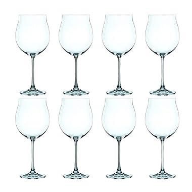 Nachtmann Vivendi Set of 8 Pinot Noir Glasses, 30-Ounce
