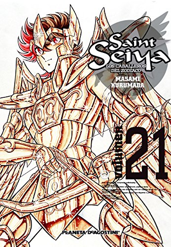 Descargar Libro Los Caballeros Del Zodíaco 21 Masami Kurumada