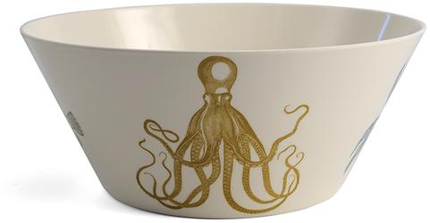 Sea Life Serving Bowl by thomaspaul - Lekker Home