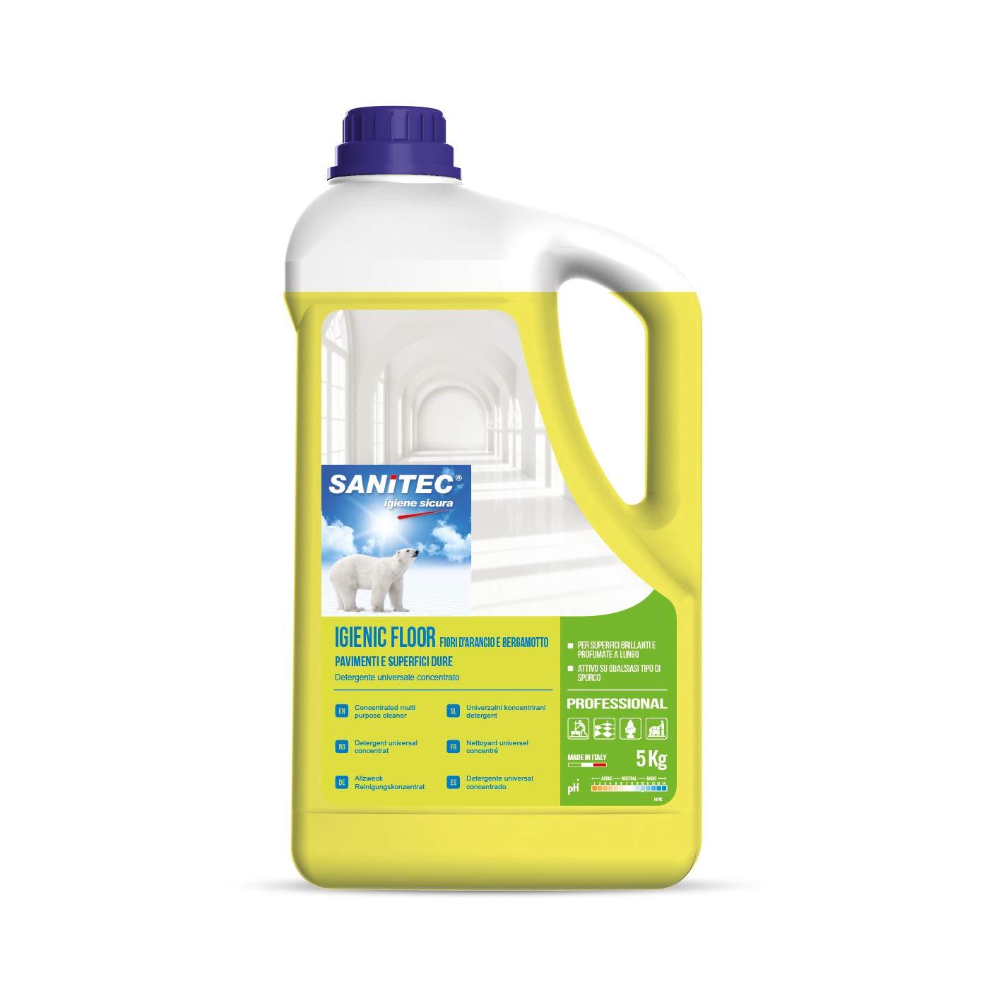 Sanitec Igienic Floor