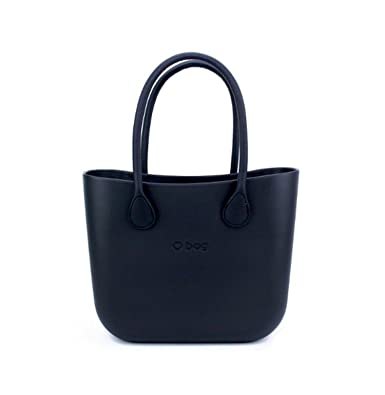 O Negros Ecopiel Asas Amazon Bolso Bag Negra Bolsa Largos Negra dxXnHwn