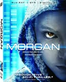 Morgan (Bilingual) [Blu-ray + DVD + Digital Copy]