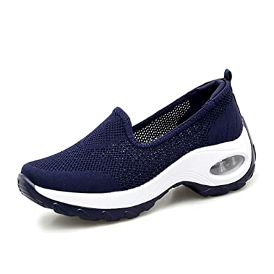 Amazon.com: GZTEESER Zapatilla cómoda para caminar para ...