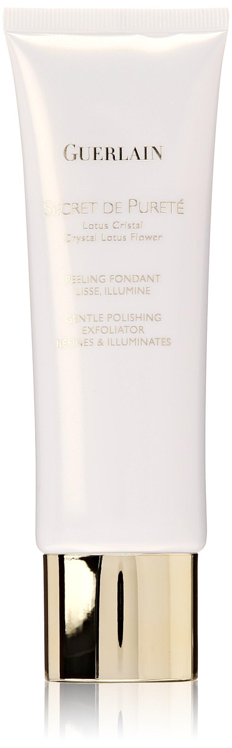Guerlain Gentle Polishing Exfoliator, Secret De Purete, 2.4 Ounce