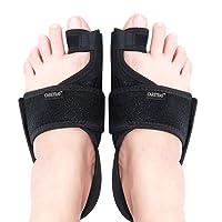 Caretras Bunion Corrector, Orthopedic Bunion Splint, Big Toe Separator Pain Relief...