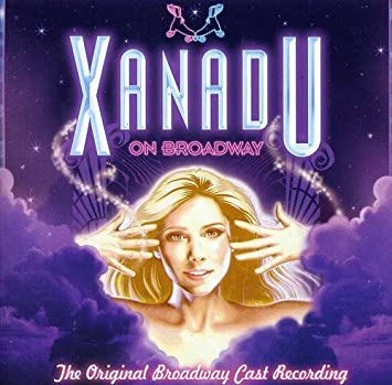 Xanadu on Broadway Original Broadway Cast Recording 2007