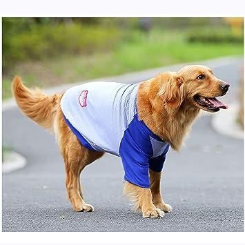 ABLJ clothes for pets Ropa para Mascotas Ropa para Perros Grandes, Cabello Dorado Femenino Husky
