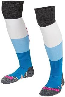 Reece highfields chaussettes de football hockey bas bleu/blanc (bleu/blanc)