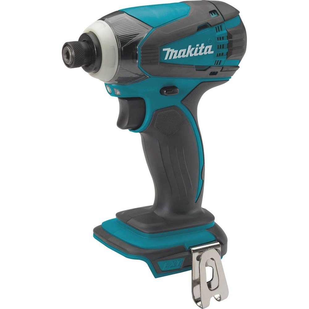 Makita XDT04Z 18V LXT Lithium-Ion Cordless Impact Driver in Retail Package