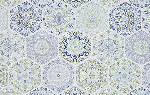 Tapete Pratik Arte Braga JolitexBege 50x80cm