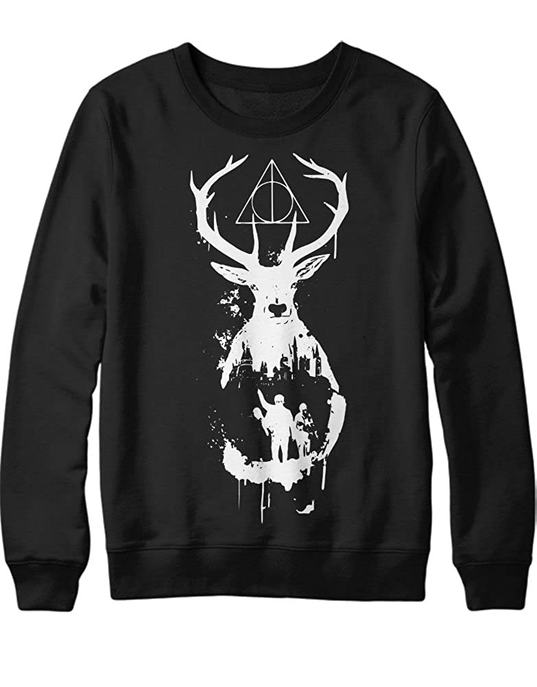 Sweatshirt Harry Phantastische Tiere Deer C983064