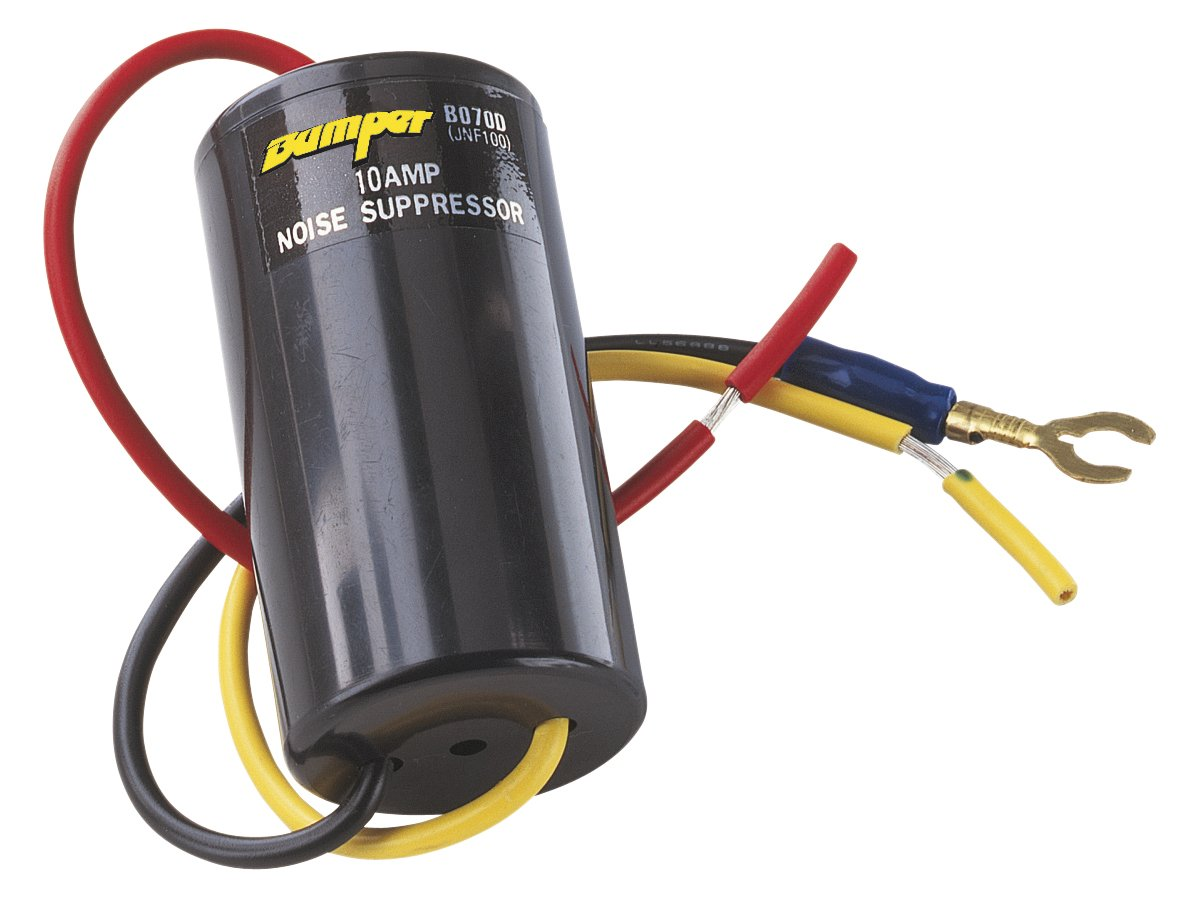 10a Noise Suppressor Filter Eliminate Car Radio Amazonco Box Audio Fuse Taps