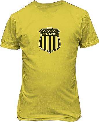 Club Atlético Peñarol T shirt camiseta Uruguay futbol (small)