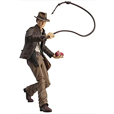 Max Factory Indiana Jones Figma Action Figure: Toys & Games