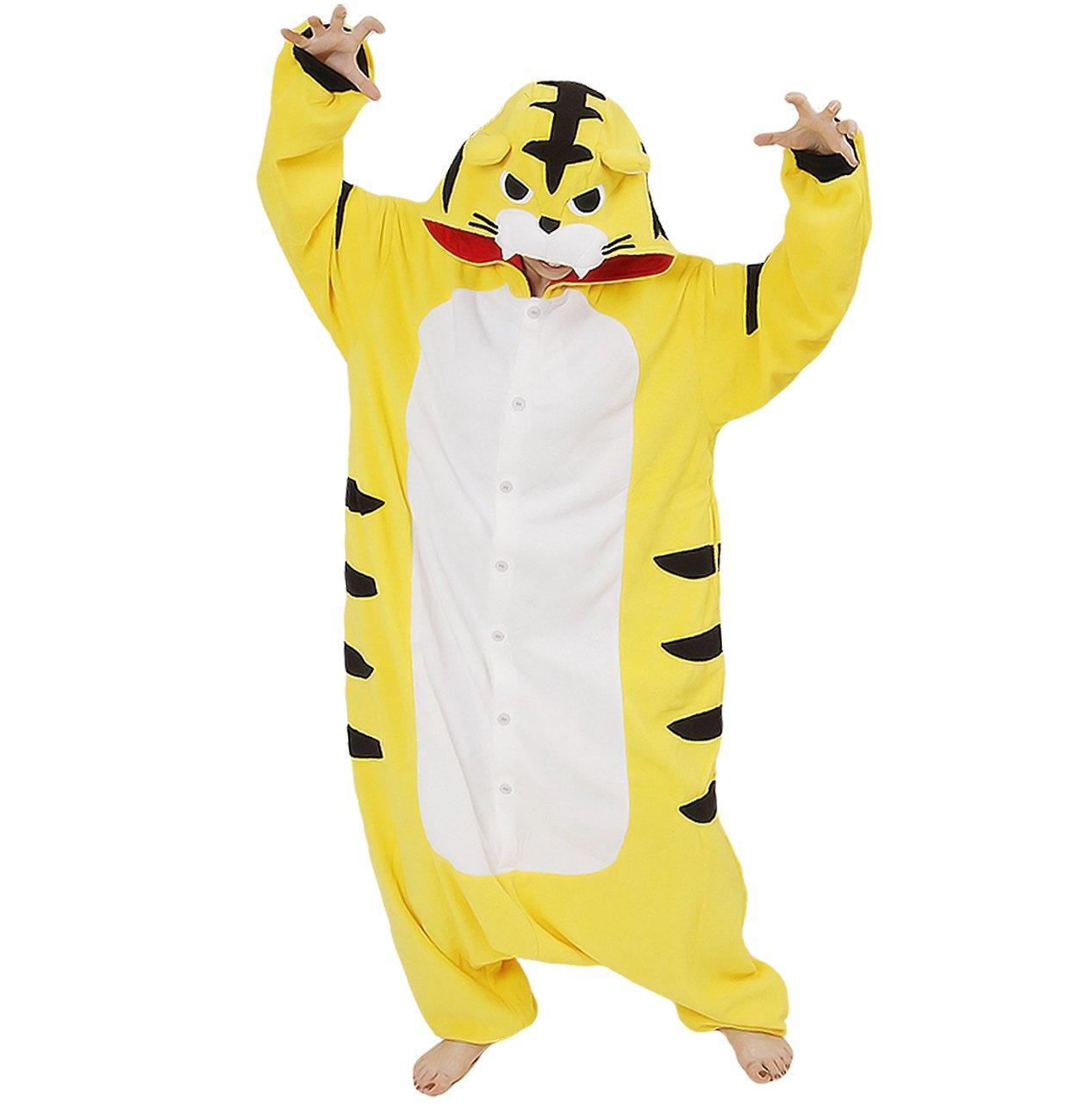Japan Sazac Original Kigurumi Adult Pajamas Halloween Costumes