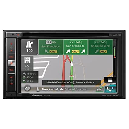 Amazon com: Pioneer AVIC-5100NEX in-Dash Navigation AV