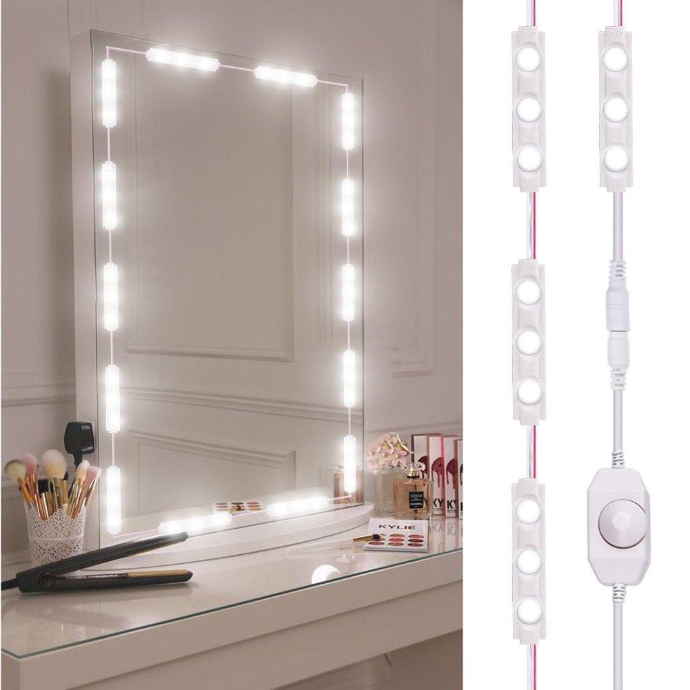 Dimmable LED Vanity Light Kits VM01 60Lights for Bathroom Cosmetic Viugreum MG0001900