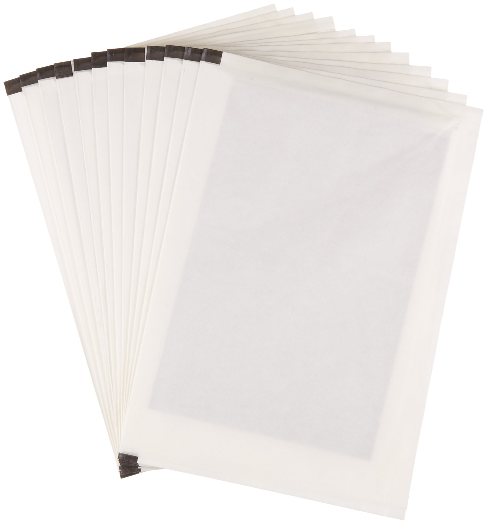 AmazonBasics SP12A Shredder Sharpening & Lubricant Sheets - Pack of 12