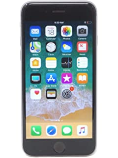 Amazon com: Apple iPhone 6S, GSM Unlocked, 128GB - Silver
