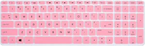CaseBuy Keyboard Cover for HP 15-b 15-d 15-e 15-f 15-g 15-j 15-k 15-n 15-p 15-r 15-u m6-k m6-n 17-j 17t-j 17-e 17-p m7-j US Version - Compatible Models Listed in Product Description