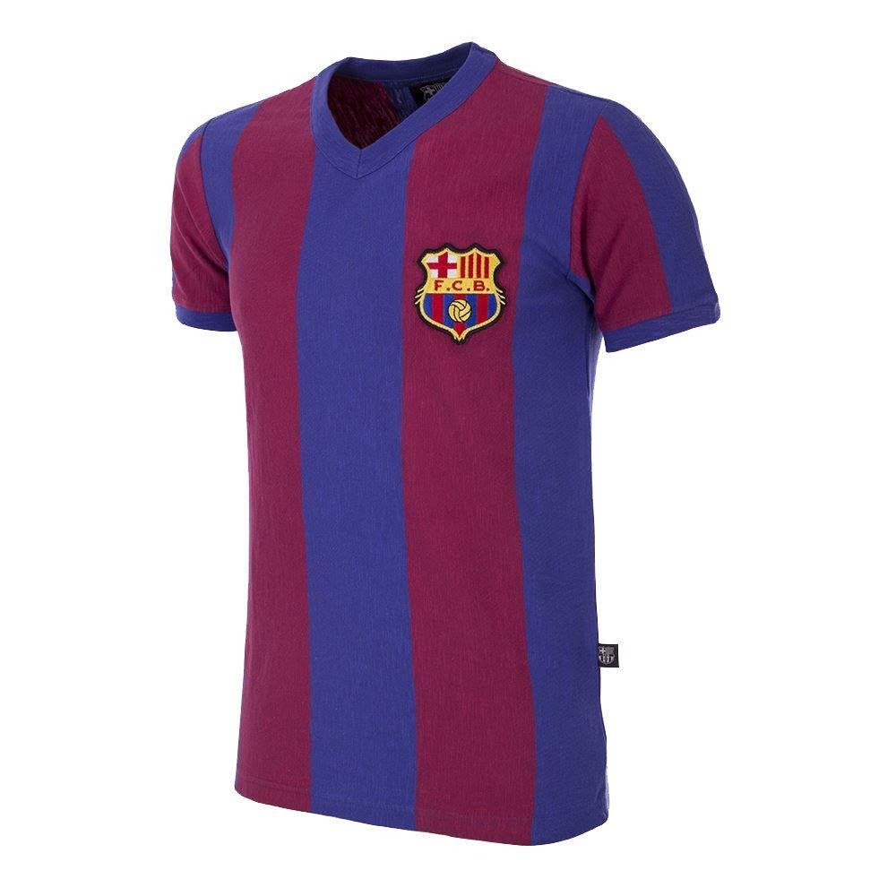 Copa FC Barcelona Retro Trikot 1955 56