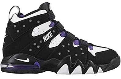 Nike Men's Purple White Air Max Cb2 '94 Sneakers black Pure Coupons