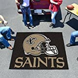 NFL - New Orleans Saints Tailgater Rug 60''x72''