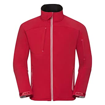 Russell R410M-CR-XS Bionic Softshell - Chaqueta para hombre, talla XS,