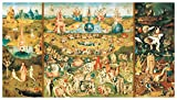9,000 Piece Puzzle - The Garden Of Earthly Delights