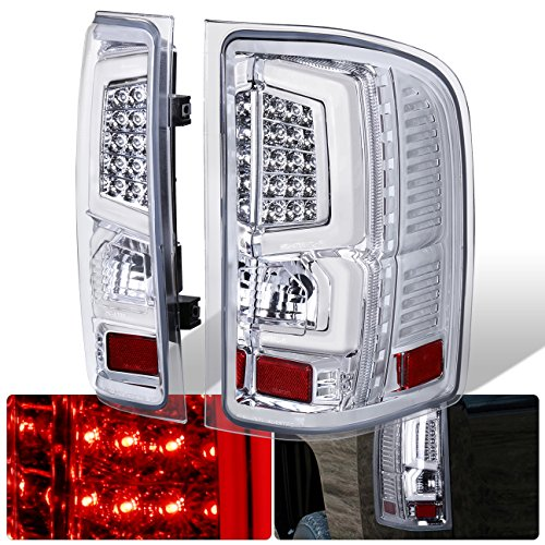 Chrome Led Tail Lights in US - 9