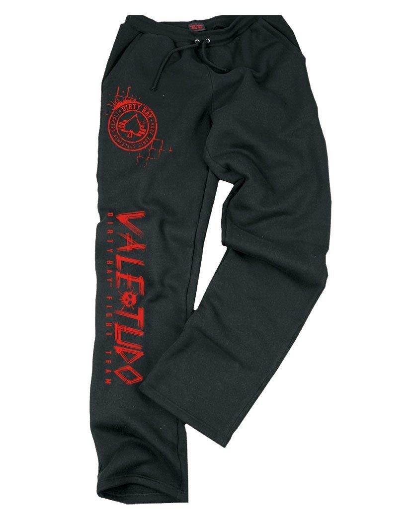 Dirty Ray Arti Marziali MMA Valetudo Fight Team Pantaloni della Tuta Uomo SDVT1