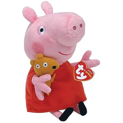 Ty Beanie Babies Peppa Pig - reg: Toys & Games