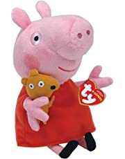 Peppa Pig Peppa Pig Regular Beanie Plush Toy