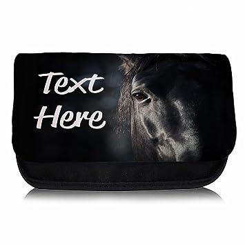 Personalizado BLACK BEAUTY caballo DP38 estuche escolar ...