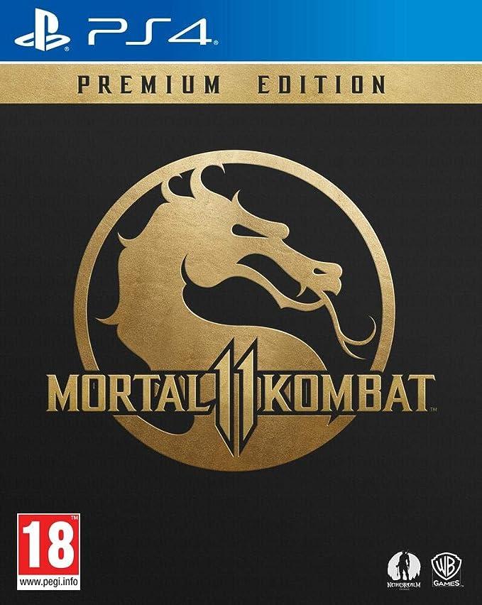 Mortal Kombat 11: Premium Edition [Importación francesa]: Amazon.es: Videojuegos