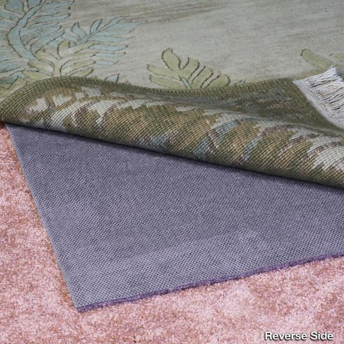 Duo-Lock Reversible Felt and Rubber Non-Slip Rug Pad, Size: 5' x 8' Rug Pad