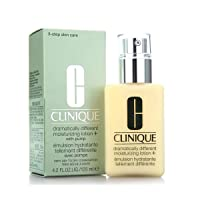 1 Pack Dramatically Different Moisturizing Lotion+ by Clinique with Pump Very Dry to Dry Combination Skin 125ML